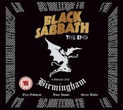 black sabbath - the end + the angelic sessions  - Cd+Blu-Ray