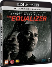 the equalizer 1 - denzel washington - 4k Ultra HD Blu-Ray