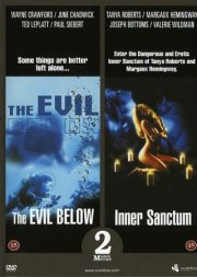 the evil below // inner sanctum - DVD