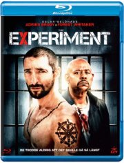 the experiment - Blu-Ray