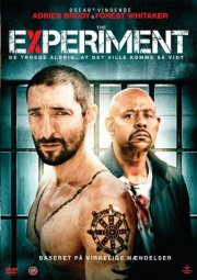 The Experiment - DVD - Film