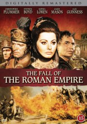 the fall of the roman empire - DVD