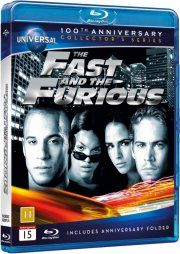 fast and furious 1 - 100th anniversary edition - Blu-Ray