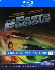 fast and furious - 100th anniversary steelbook edition - Blu-Ray