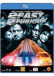 fast and furious 2 / 2 fast 2 furious - Blu-Ray