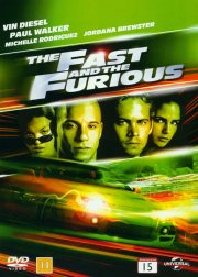 fast and furious 1 - DVD