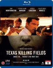 the texas killing fields - Blu-Ray