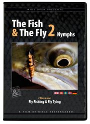 the fish & the fly 2 nymphs - DVD