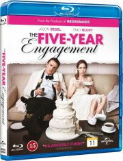 the five year engagement - Blu-Ray