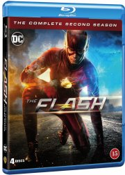 the flash - sæson 2 - Blu-Ray