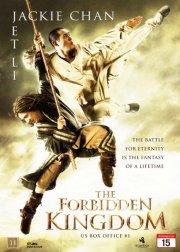 the forbidden kingdom - DVD