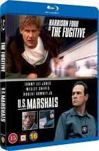 flygtningen // us marshals - Blu-Ray