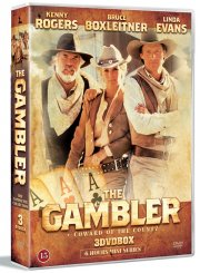 the gambler collection - DVD