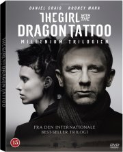 the girl with the dragon tattoo - DVD