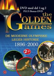 the golden games - history of the olympic games - DVD