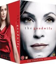 the good wife - sæson 1-7 - DVD