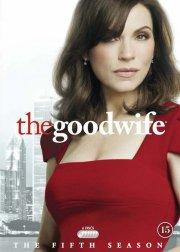 the good wife - sæson 5 - DVD