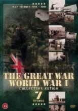the great war - world war 1 - DVD