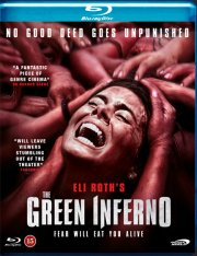 the green inferno - Blu-Ray