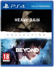 the heavy rain & beyond two souls - collection - PS4