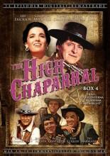 the high chaparral - boks 4 - DVD