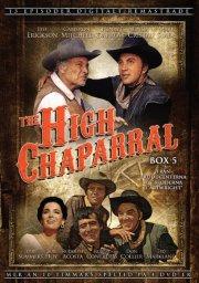 the high chaparral - boks 5 - DVD
