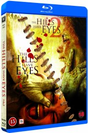 the hills have eyes // the hills have eyes 2 - Blu-Ray