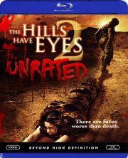 the hills have eyes 2 - unrated - Blu-Ray