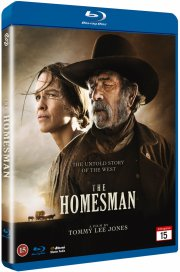 the homesman - Blu-Ray