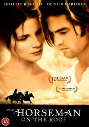 the horseman on the roof - DVD