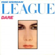 the human league - dare - limited back to black - Vinyl / LP