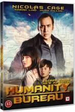 the humanity bureau - DVD