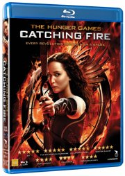 the hunger games 2 - catching fire - Blu-Ray
