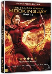 the hunger games 4: mockingjay - del 2 - DVD