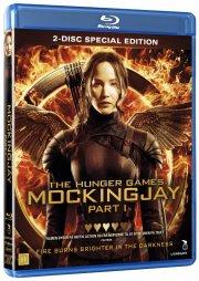 the hunger games 3 - mockingjay - del 1 - Blu-Ray