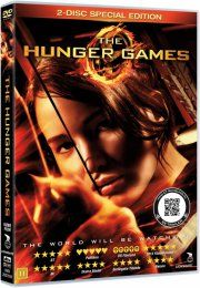 the hunger games - special edition - DVD
