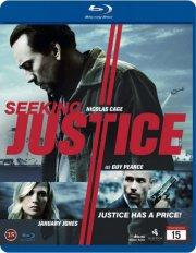 seeking justice - Blu-Ray