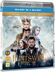 the huntsman - winter's war - 3D Blu-Ray