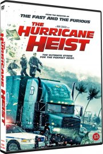the hurricane heist - DVD