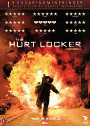 the hurt locker - DVD