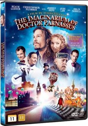 the imaginarium of doctor parnassus - DVD