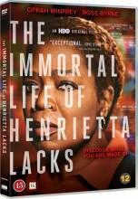 the immortal life of henrietta lacks - hbo - DVD