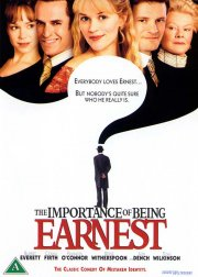 the importance of being earnest - DVD