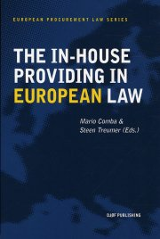 the in-house providing in european law - bog