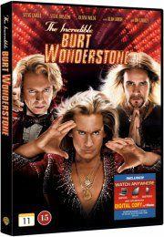 the incredible burt wunderstone - DVD