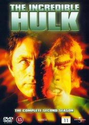 the incredible hulk - sæson 2 - DVD