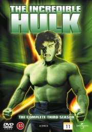 the incredible hulk - sæson 3 - DVD