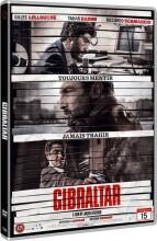 border informant / gibraltar - 2013 - DVD