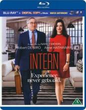 the intern - Blu-Ray