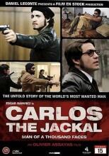 the jackal - carlos - DVD